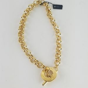 Marc Jacobs NWT Gold Chain Necklace Choker